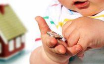 Оформление детского пособия через МФЦ