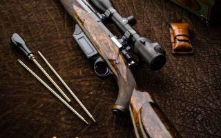 Разрешение на хранение и ношение оружия