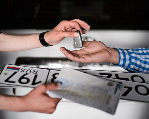 Как зарегистрировать автомобиль в ГИБДД